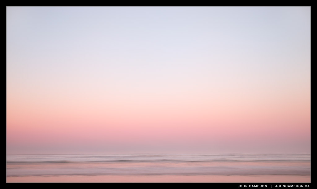 Moment in Time, Cannon Beach Oregon
