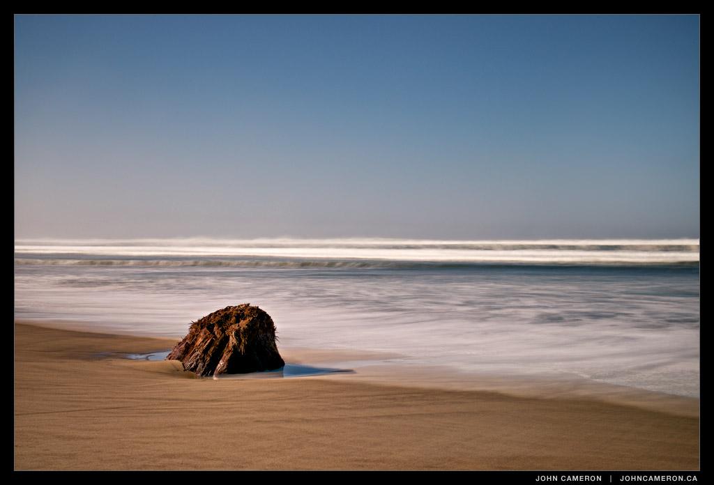 Beach at Nehalem Bay State Park