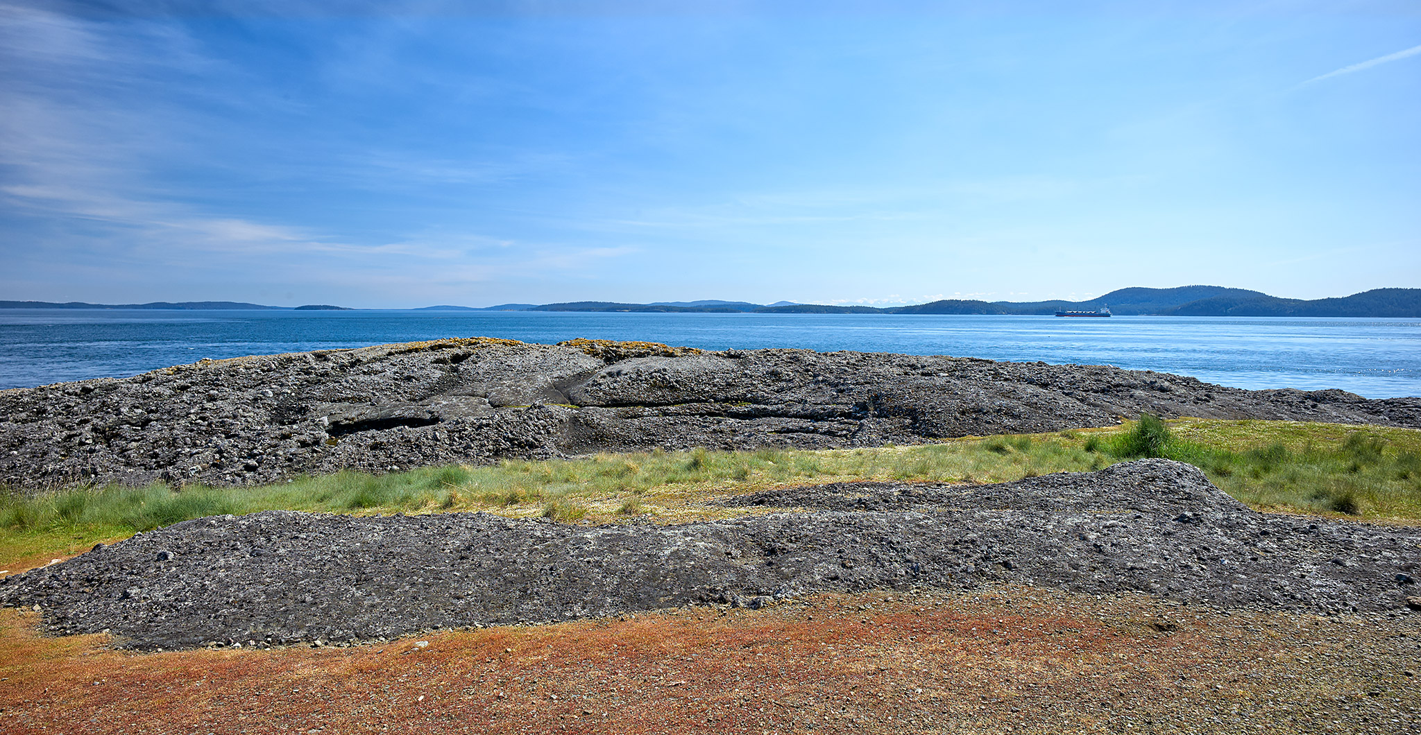 Brooks Point, South Pender Island ©johncameron.ca