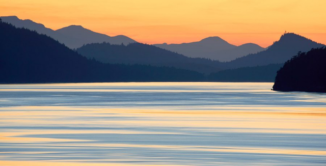 The Southern Gulf Islands Defined ©johncameron.ca