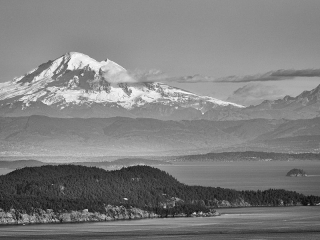 Mount Baker View ©johncameron.ca