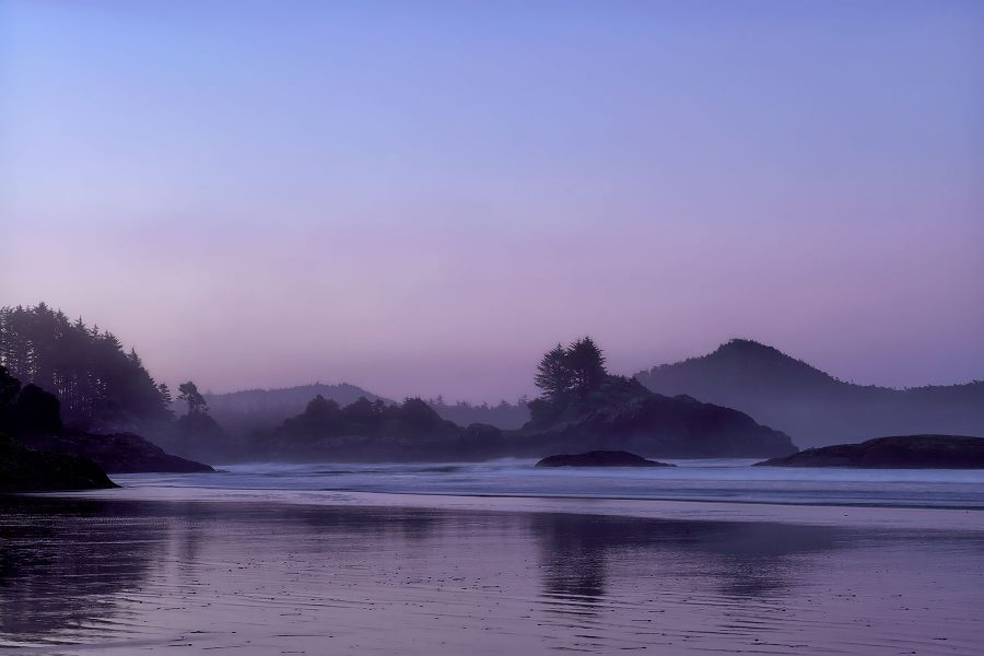 Pre-Dawn, Chesterman Beach ©johncameron.ca