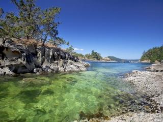 Salt Spring Kayak Route ©johncameorn.ca