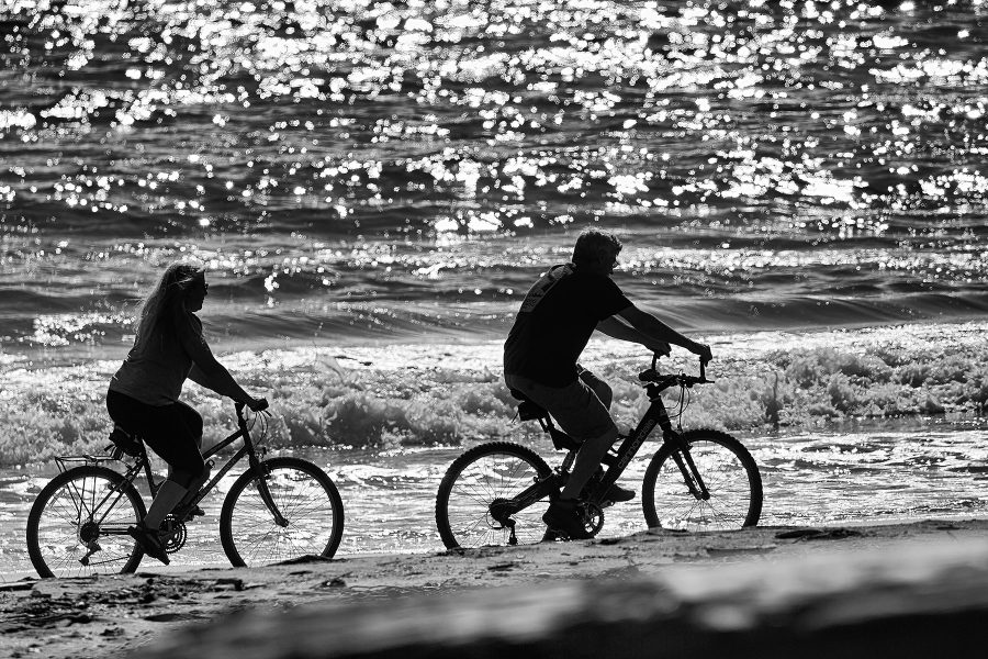 Beach Ride ©johncameron.ca