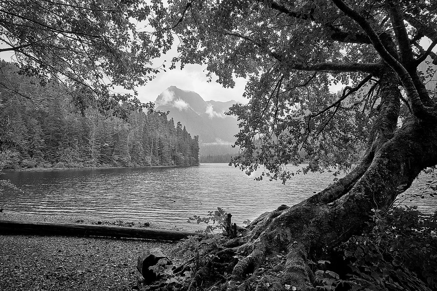 Schoen Lake Campsite © johncameron.ca