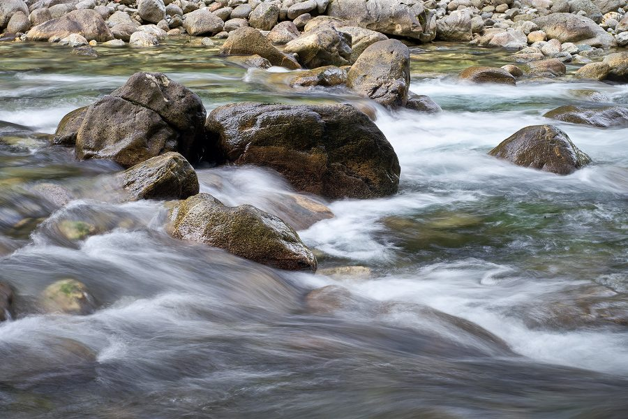 Goodell Creek, North Cascades National Park ©johncameron.ca