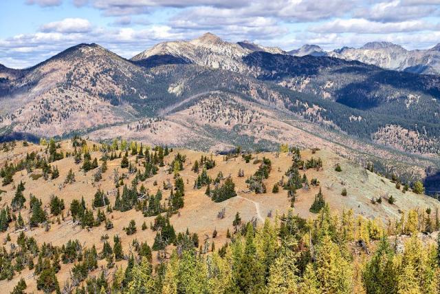 Goat Peak Trail © johncameron.ca
