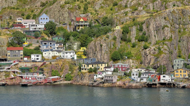 The Battery, St. John's Newfoundland © johncameron.ca