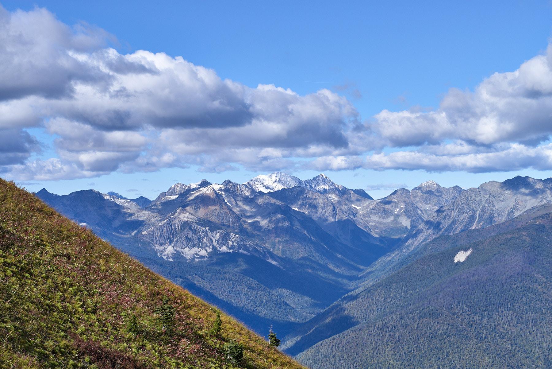 Views along hike to the Idaho Peak summit ©johncameron.ca
