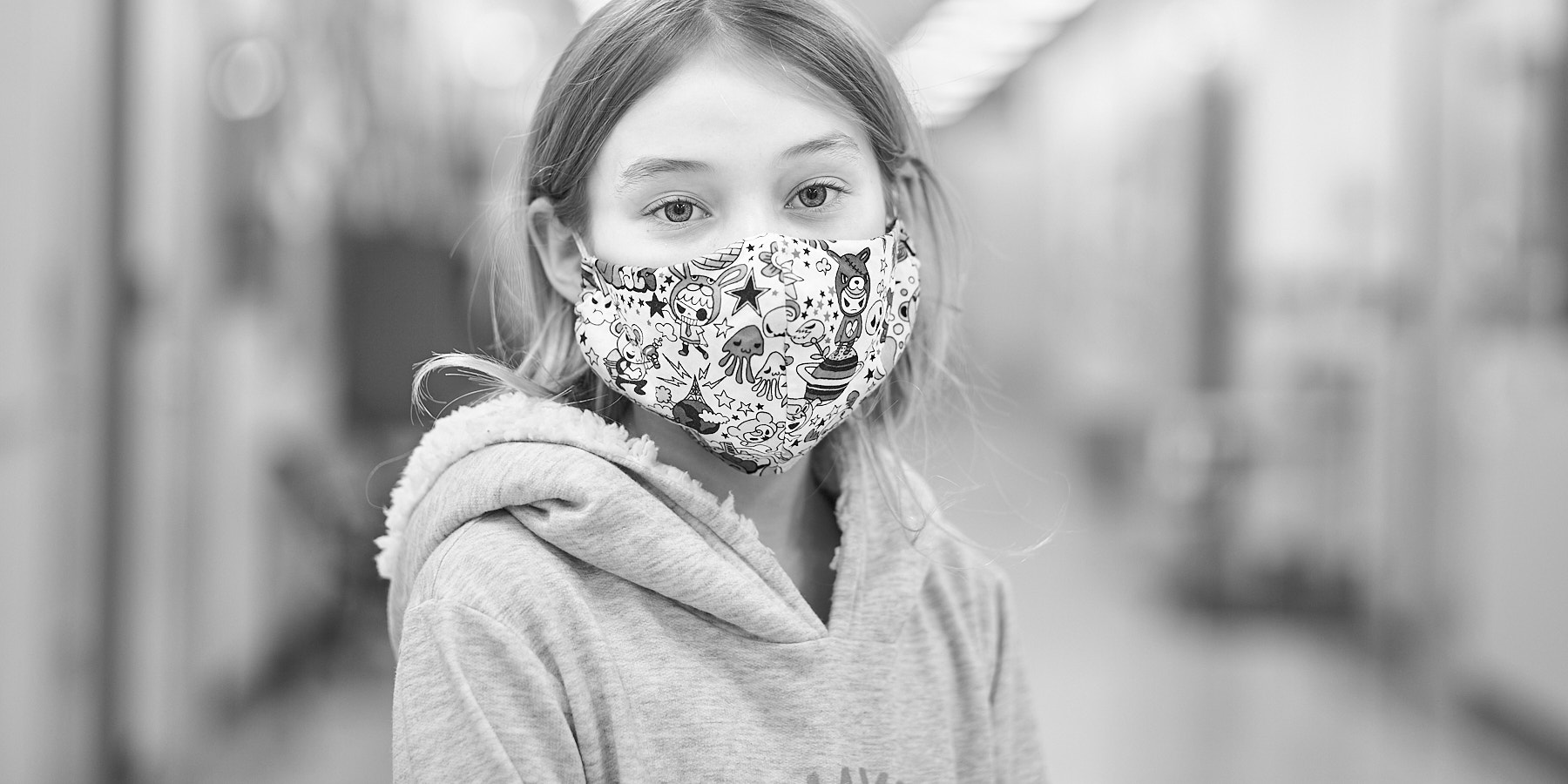 salt spring elementary school student © johncameron.ca